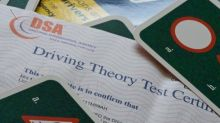 Learners can't book a driving test before theory pass expires