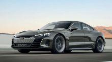 Audi e-tron 電能車系列 GT 概念車正式發佈!