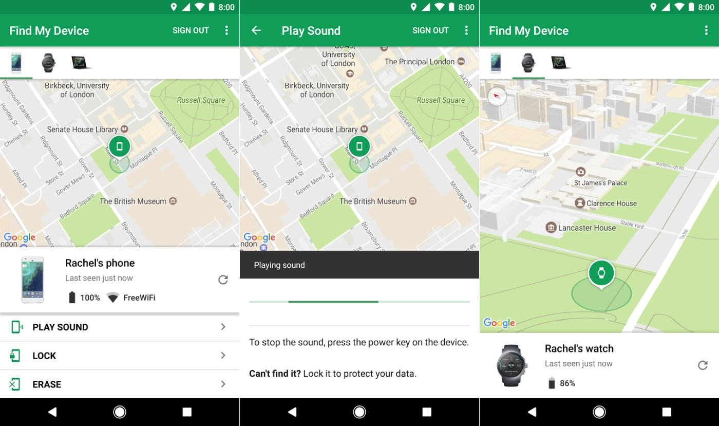 Android Device Manager has a new name: Find My Device | Engadget