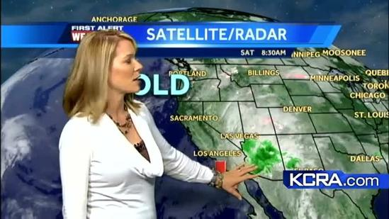 Eileen's Saturday Forecast 1.26.13