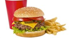 Instead of burger and fries you should always eat two burgers, says nutritionist