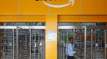 Amazon likely to buy 7-8 percent stake in India's Future Retail - TV