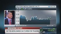 Hilton CEO: We are the fastest growing hotel on earth