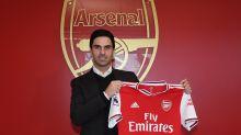 Mikel Arteta named as new Arsenal boss