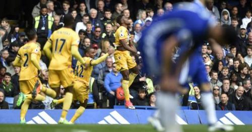 Foot - ANG - 30e journée : Chelsea chute contre Crystal Palace, Tottenham en profite