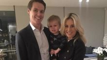 Roxy Jacenko's husband Oliver Curtis heads back to work