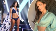 'I lost my job, my house, my mind': Beauty queen's bipolar battle