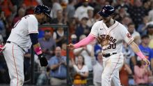 Tucker has 4 RBIs to lead Astros over Blue Jays 7-4