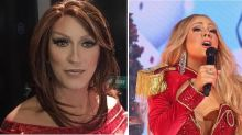 Drag queen denied entry to Mariah Carey Christmas gig for 'being in drag'