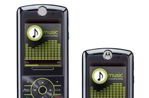 Alltel slides out Motorola MOTOROKR Z6m