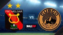 Cómo ver Melgar vs. Cusco EN VIVO por la Liga 1