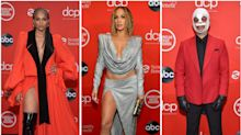 All The Fiercest Looks From The 2020 American Music Awards