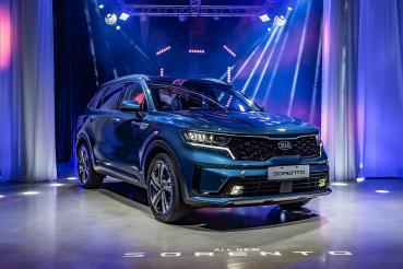 全新改款Kia Sorento售價139.9萬元起上市、前瞻車主升等禮遇加碼100位!