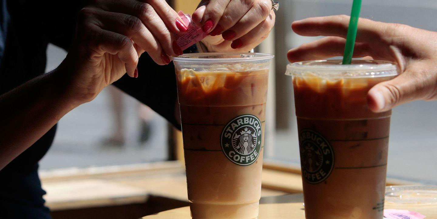 An Ex-Starbucks Barista Explains Why You Should Only Ever Be Ordering Venti Iced Drinks