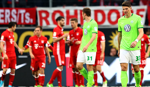 "Bundesliga: Gomez: ""Das war wie Männerfußball gegen Jugendfußball"""