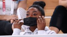"""Gymnastics-Skinner says Biles will """"probably still be competing"""""""