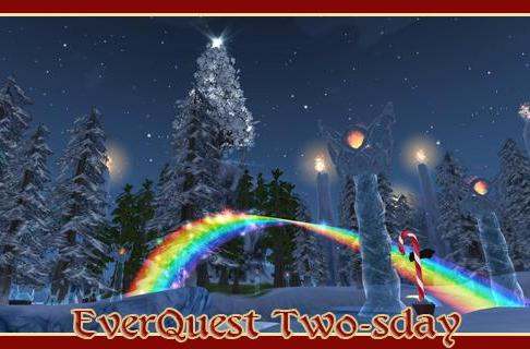 The Stream Team:  Frostfell fun in EverQuest II