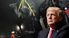Trump: Keep our 'beautiful' Confederate monuments