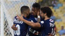 Sem Rodrygo, Santos vence o Fluminense no Maracanã