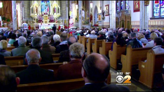 Faithful New Yorkers Overjoyed By Dual Canonization