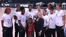 WNBA Postpones Games In Unity With NBA Protest Over Police Shooting