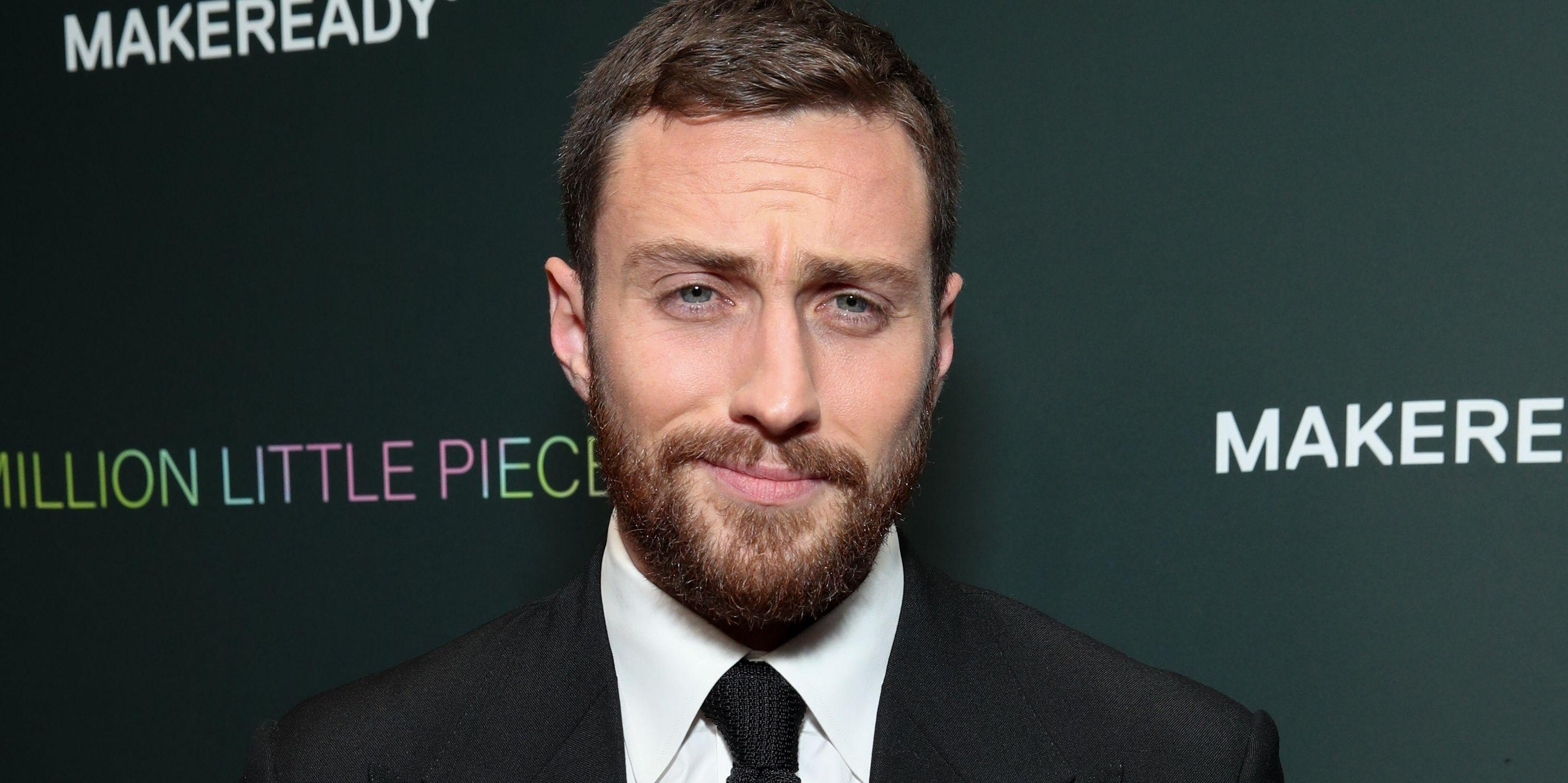 Tenet S Christopher Nolan Says Aaron Taylor Johnson Is Completely Unrecognisable In Movie