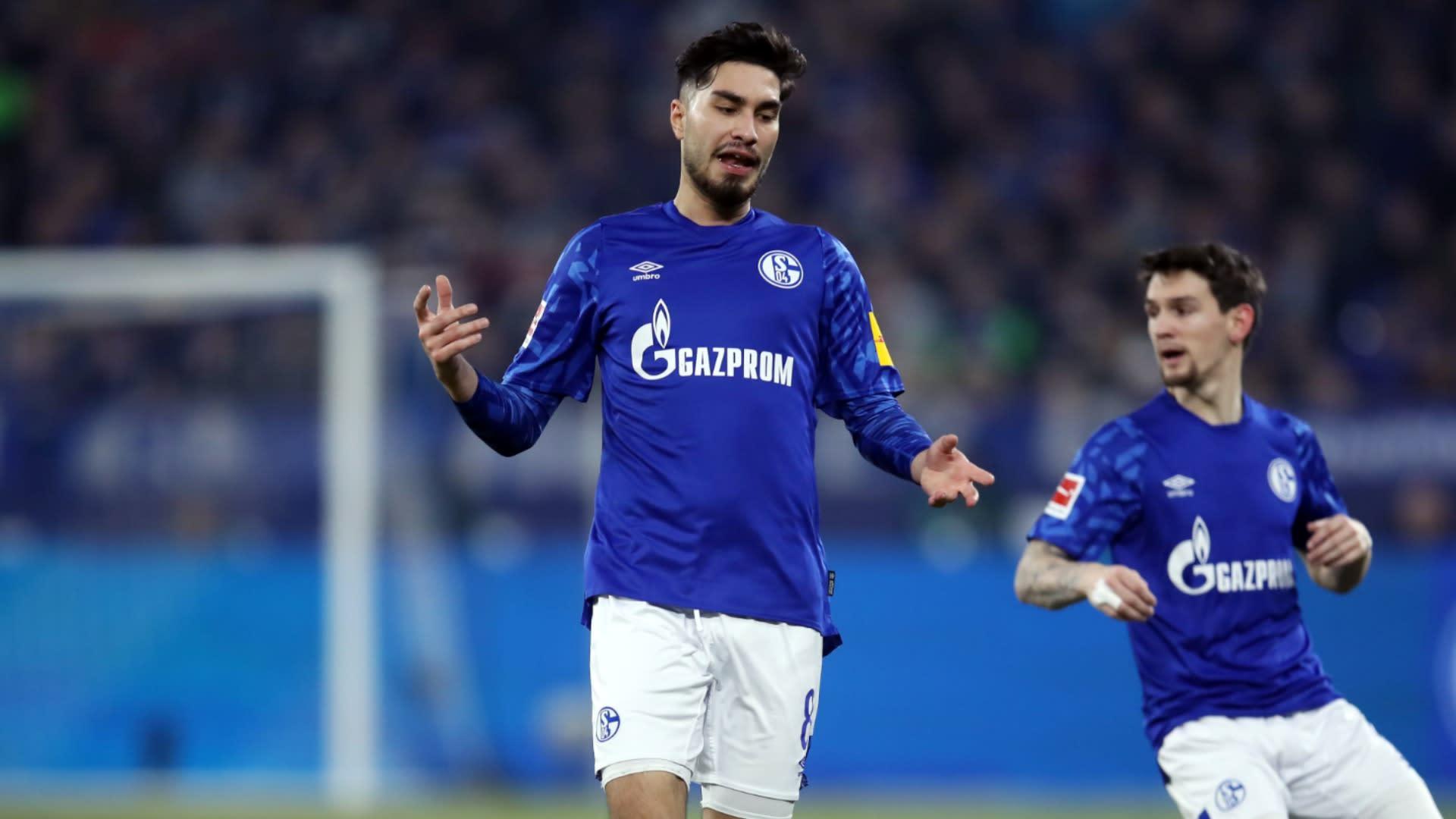Serdar's season over as Schalke are dealt bitter blow of four ...