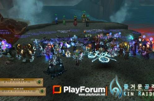 Officers' Quarters: The plight of 25-man raiding guilds