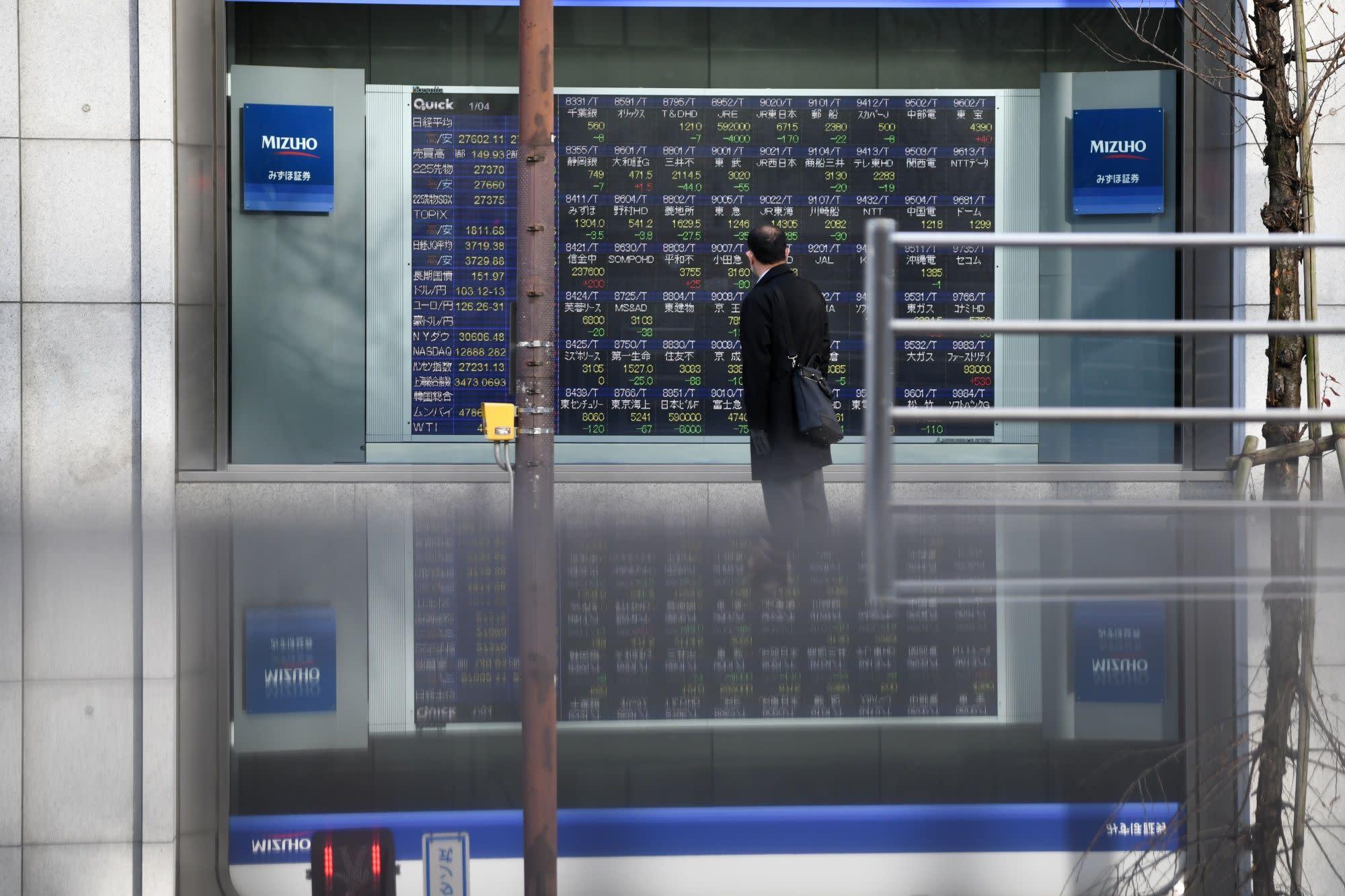 Stocks Roar On Stimulus Bets As Nasdaq Jumps 2 5 Markets Wrap
