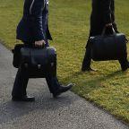 US Secret Service denies China nuclear football 'skirmish'
