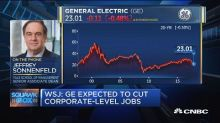 GE's Immelt 'could have done a lot better': Yale's Jeffre...