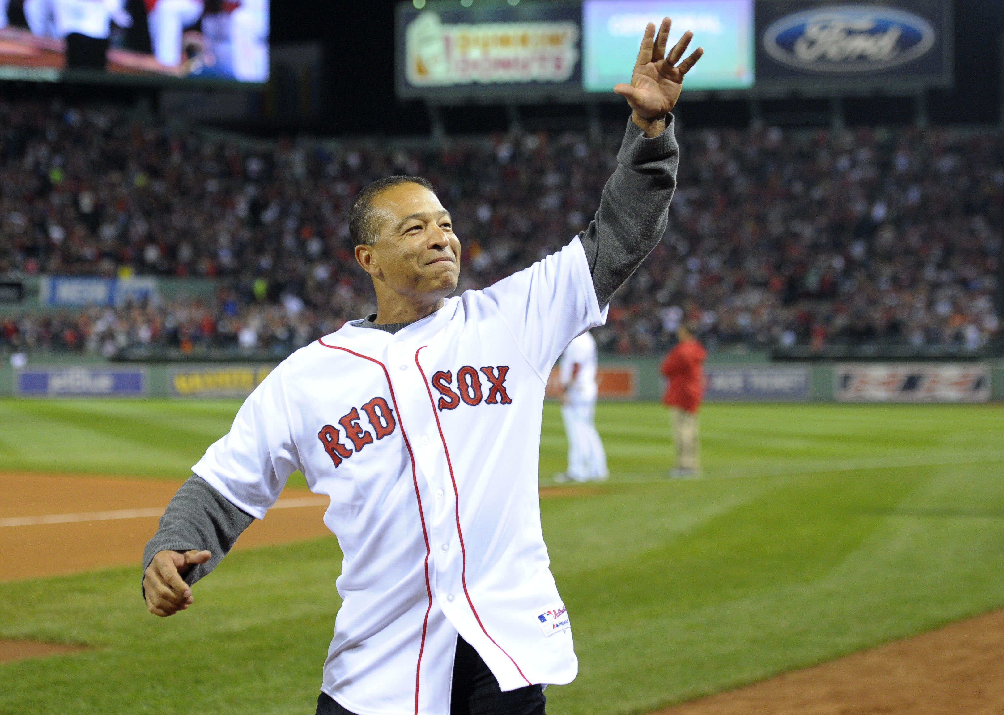 Remember the player the Red Sox traded for Dave Roberts  fe56ed3f05a