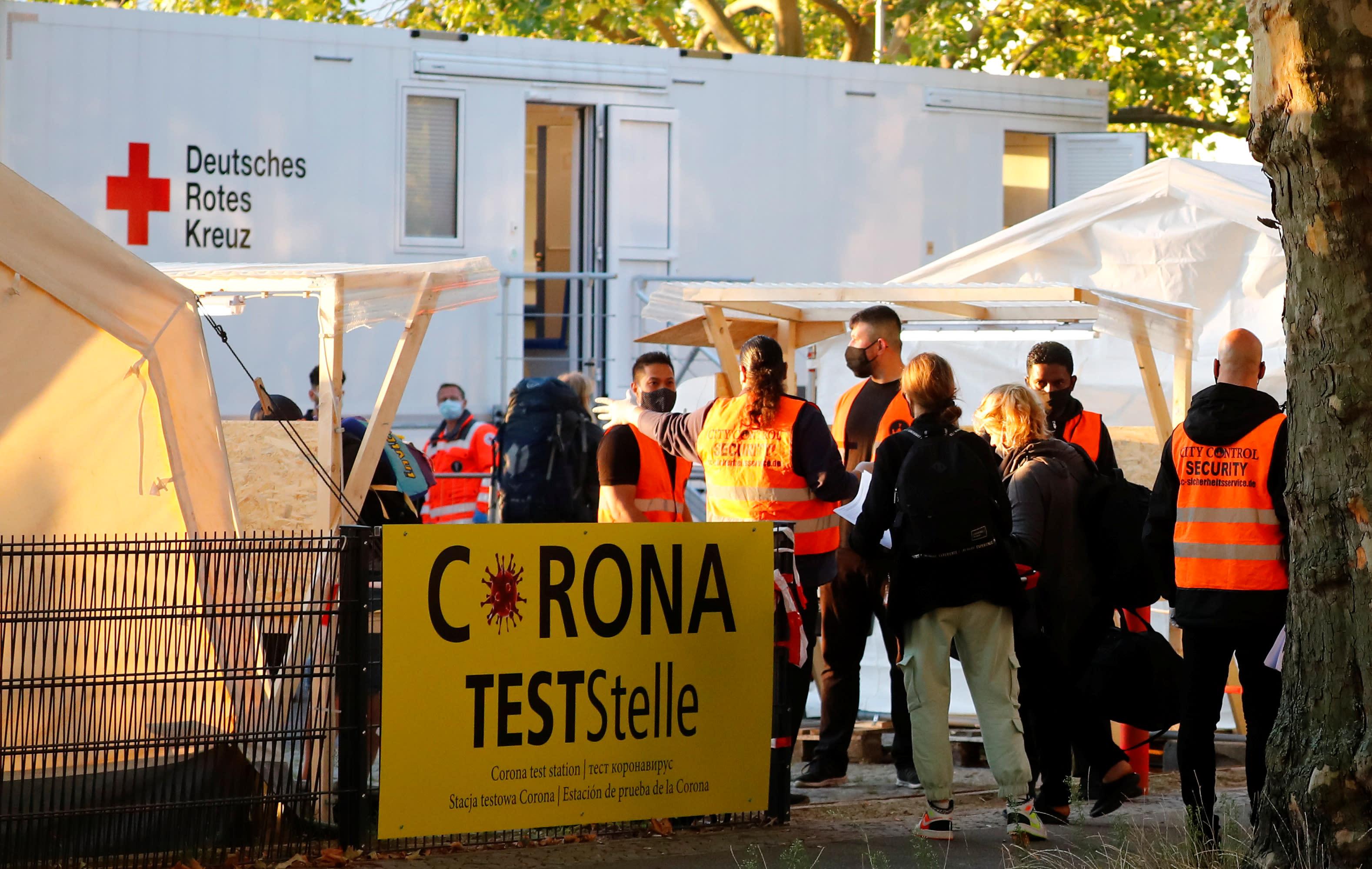 Gemeldet Coronavirus In Deutschland