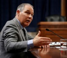 Pruitt's spending on security sweep draws fresh fire from lawmakers