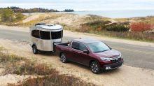 2018 Honda Ridgeline and Airstream Basecamp X   A match made in Michigan