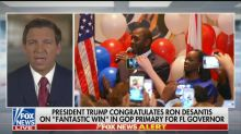Ron DeSantis tells Fox News that Andrew Gillum would 'monkey this up' if he becomes Florida's next governor. Gillum is black.