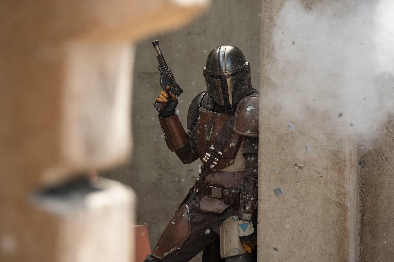 Star Wars Jon Favreau Teases Update On The Mandalorian Season Two