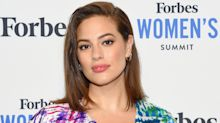 Ashley Graham's hair stylist reveals a genius hack to fake a bob