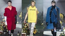 A Feast for the Ages at Raf Simons