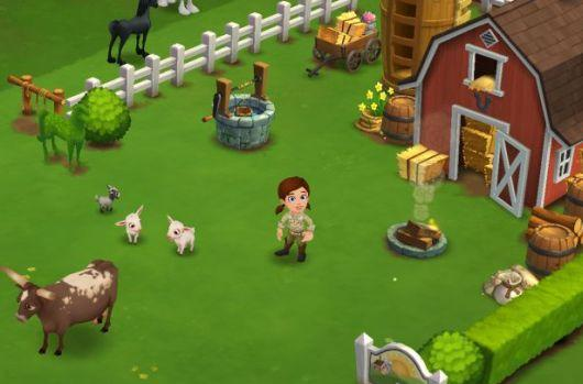 FarmVille 2 updates Zynga's cow-clicker (but not too much)