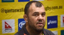 Australia coach Cheika stands by post-Test rant