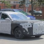 "Ford's ""Mustang-Inspired"" Mach E Electric SUV Steps Out in Prototype Form"