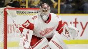 Report: Flyers in talks about Red Wings goalie