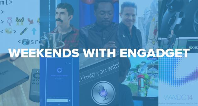 Weekends with Engadget: Amazon's Fire TV, Microsoft announces Windows Phone 8.1 and more!