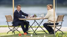 Merkel and Macron cement support for €750bn EU recovery fund