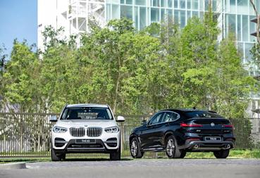配備升級再添豪華!BMW X3、X4白金領航版全新登場