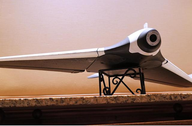 Parrot's Disco drone takes flight as a fixed-wing ultralight