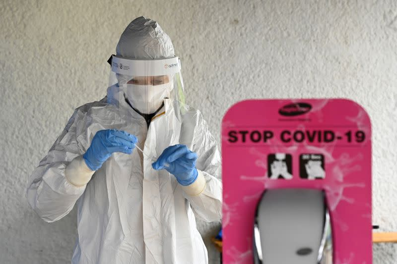 Slovakia to ease COVID curbs as it hails mass testing success