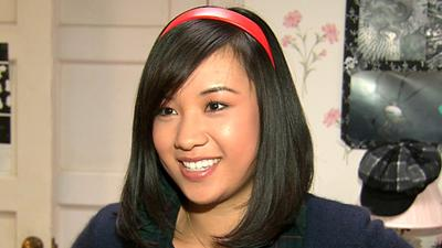 Ellen Wong Talks Bringing Back '80s Fashion On 'The Carrie Diaries'