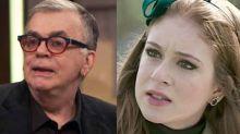 Com novelas paralisadas, autores e atores lavam roupa suja na internet